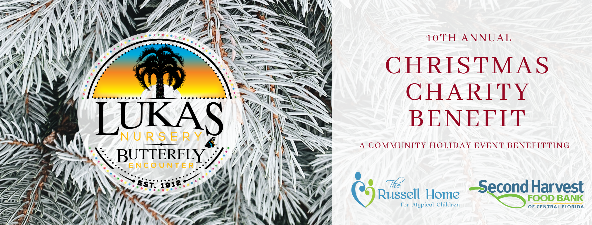 10th Annual Christmas Charity Banner 2